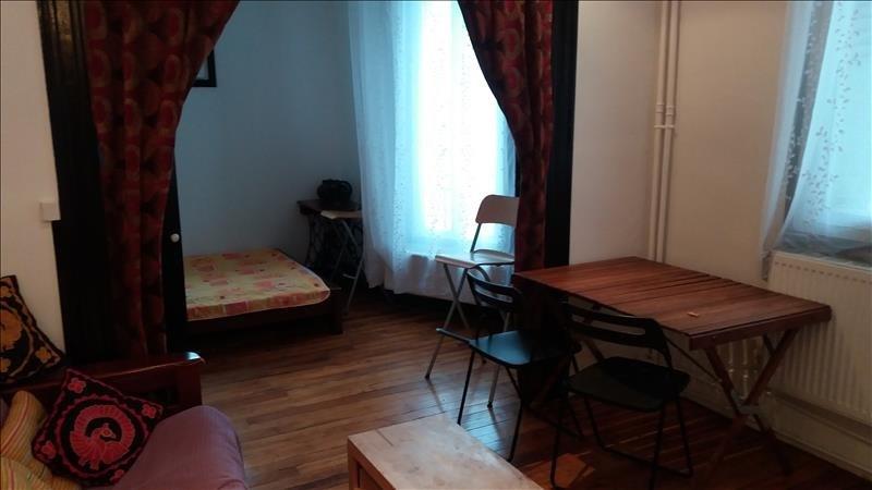 Locação apartamento Paris 17ème 1090€ CC - Fotografia 6