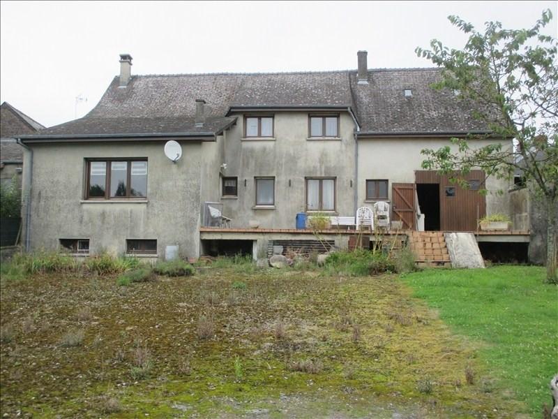 Sale house / villa St quentin 86000€ - Picture 1