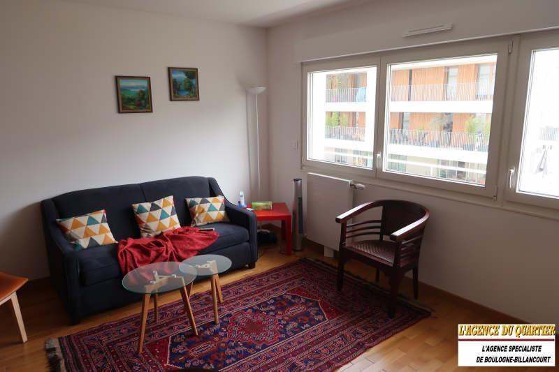 Location appartement Boulogne billancourt 1500€ CC - Photo 1