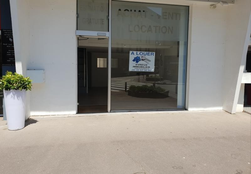 Location local commercial Evreux 600€ HT/HC - Photo 1