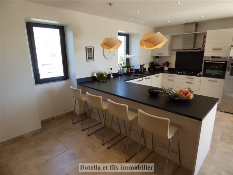 Vente de prestige maison / villa Barjac 650000€ - Photo 5