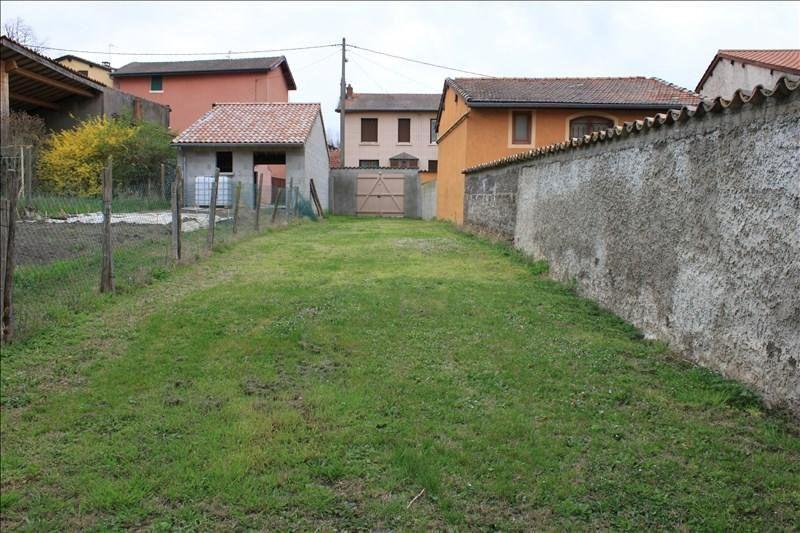 Vente maison / villa Les roches de condrieu 74000€ - Photo 7