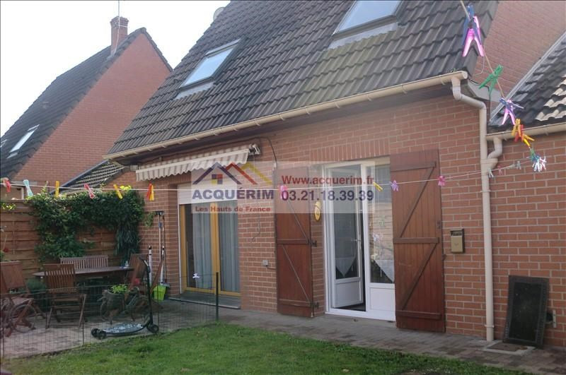 Investment property house / villa Oignies 197500€ - Picture 9