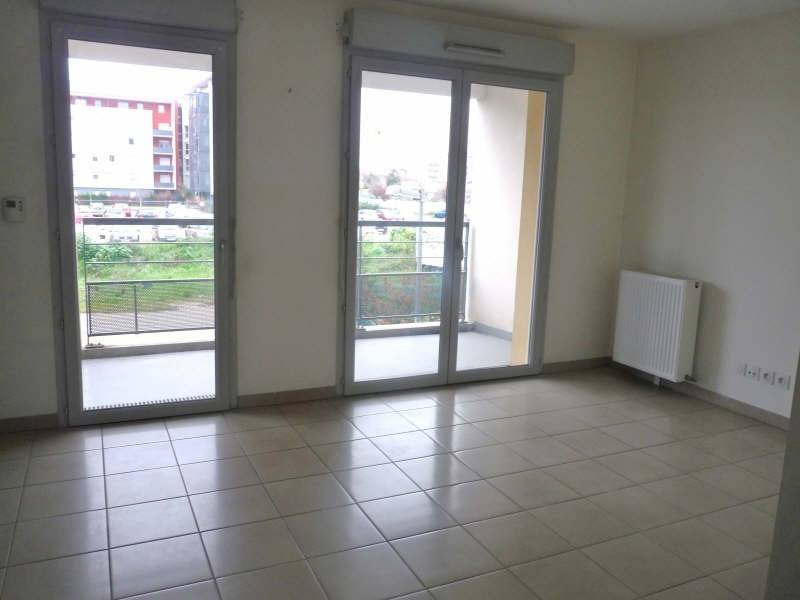 Location appartement Villeurbanne 523€ CC - Photo 1