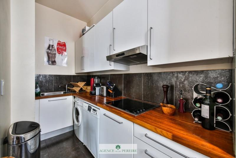 Sale apartment Paris 17ème 410000€ - Picture 5