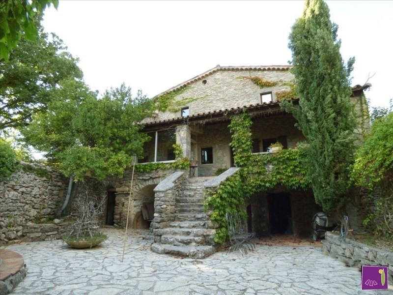 Vente de prestige maison / villa Barjac 690000€ - Photo 16