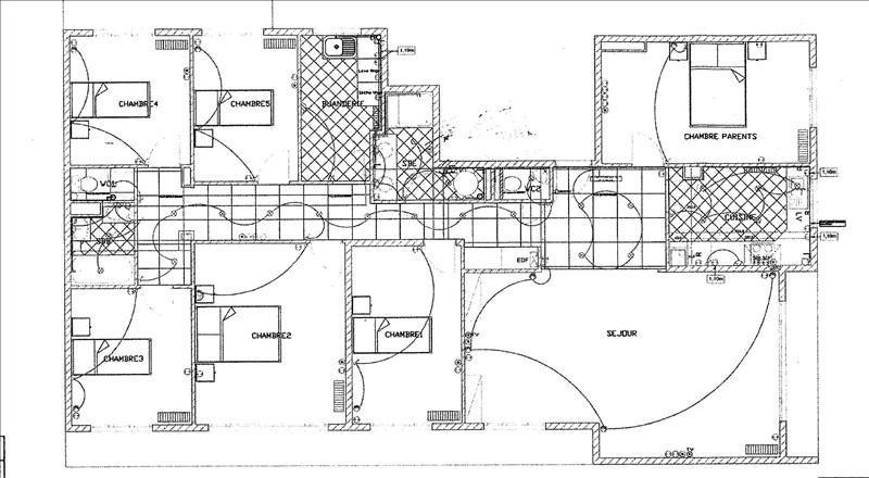 Venta de prestigio  apartamento Levallois perret 1170000€ - Fotografía 2