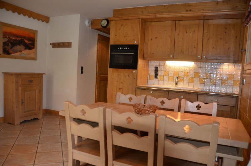 Sale apartment Les houches 299000€ - Picture 2