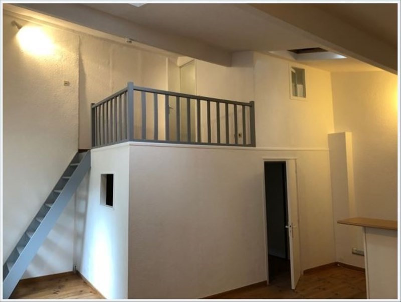 Rental apartment Montpellier 566€ CC - Picture 1