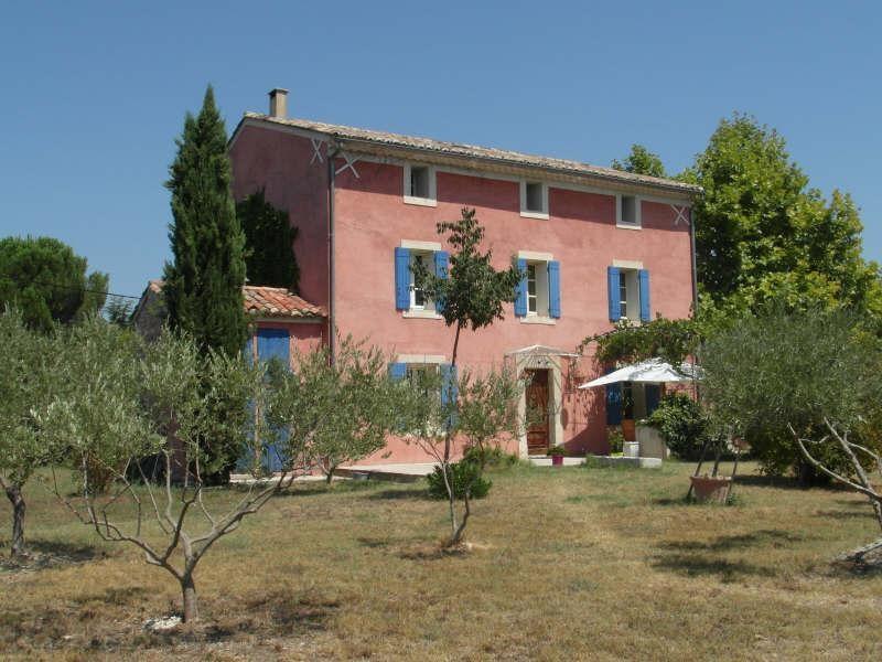 Vendita casa Carpentras 492900€ - Fotografia 1