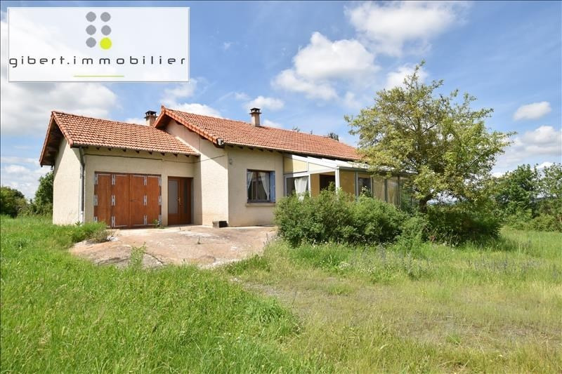 Sale house / villa Sanssac l eglise 128300€ - Picture 1