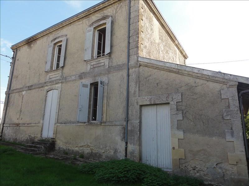 Vente maison / villa Cadillac 160600€ - Photo 2