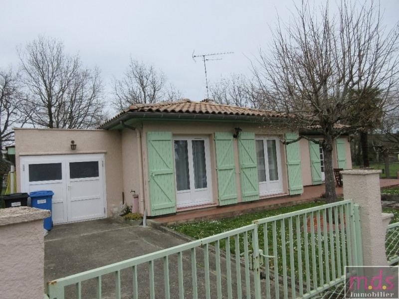 Rental house / villa Montrabe 1120€ CC - Picture 5
