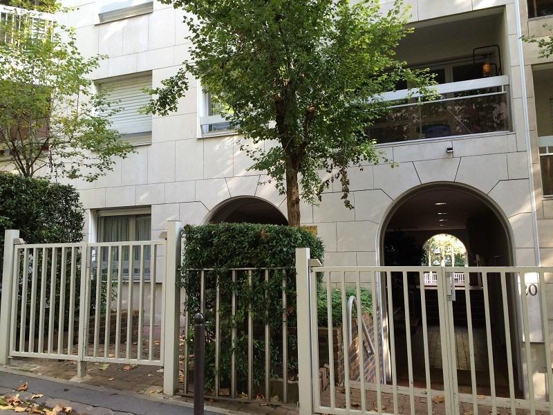 Rental apartment Paris 20ème 1268€ CC - Picture 1