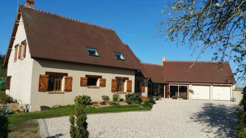 Sale house / villa Ferrieres haut clocher 398000€ - Picture 1