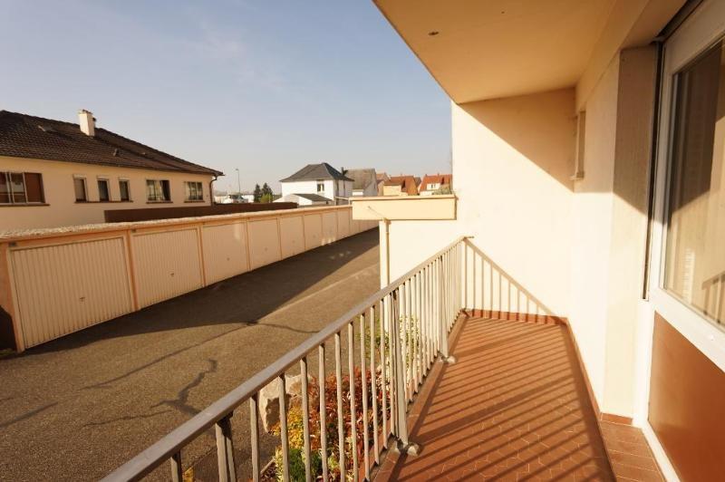 Verkoop  appartement Hoenheim 195000€ - Foto 2