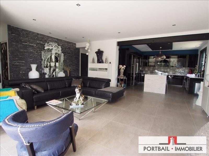Sale house / villa St loubes 450000€ - Picture 4