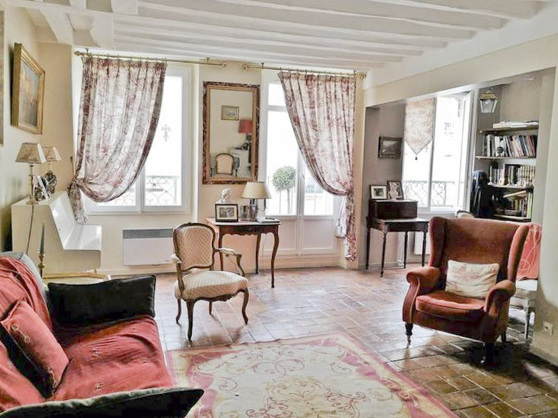 Deluxe sale apartment Neuilly-sur-seine 1525000€ - Picture 3