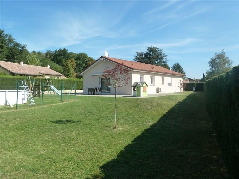 Sale house / villa Monsteroux milieu 256000€ - Picture 1