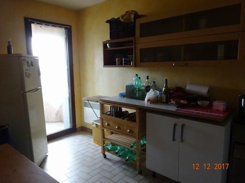 Verkoop  appartement St vallier 81000€ - Foto 3