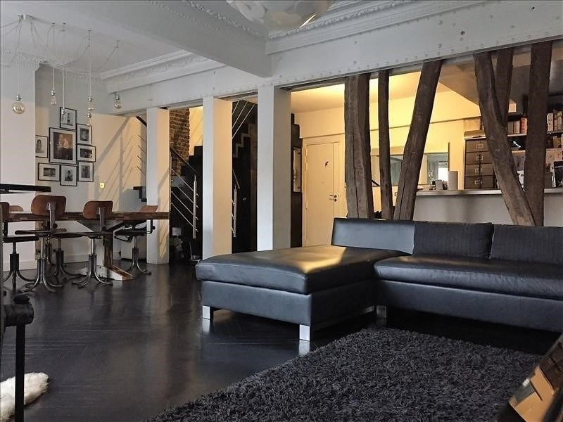 Sale apartment Paris 19ème 1100000€ - Picture 2