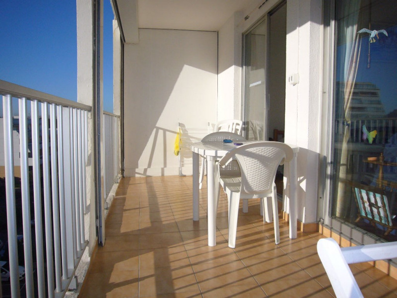 Vente appartement La grande motte 167 500€ - Photo 1