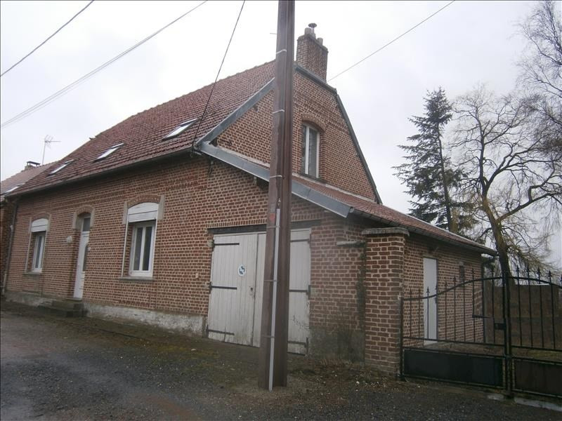Sale house / villa Peronne 146000€ - Picture 1