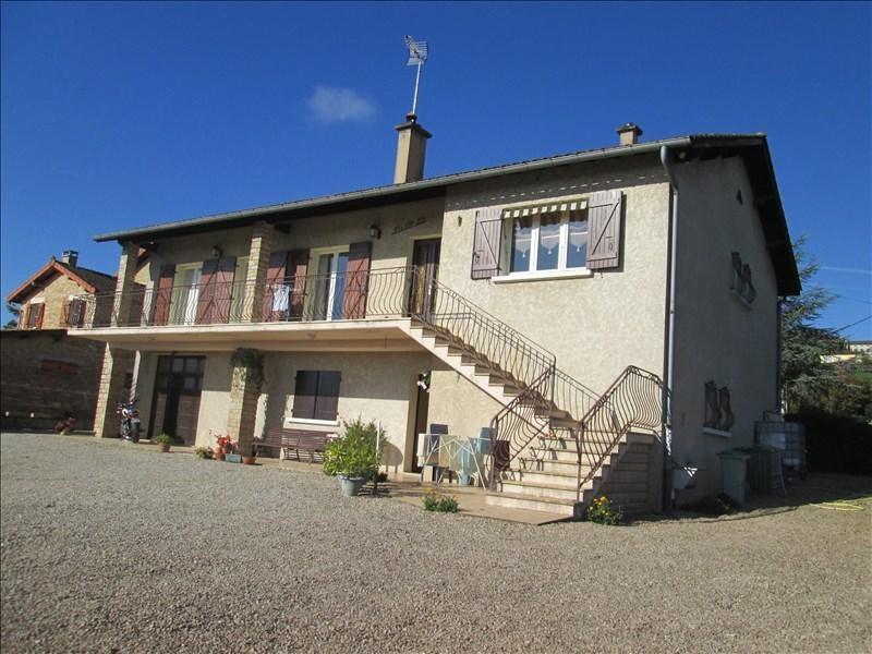 Vente maison / villa Tournus 175000€ - Photo 1