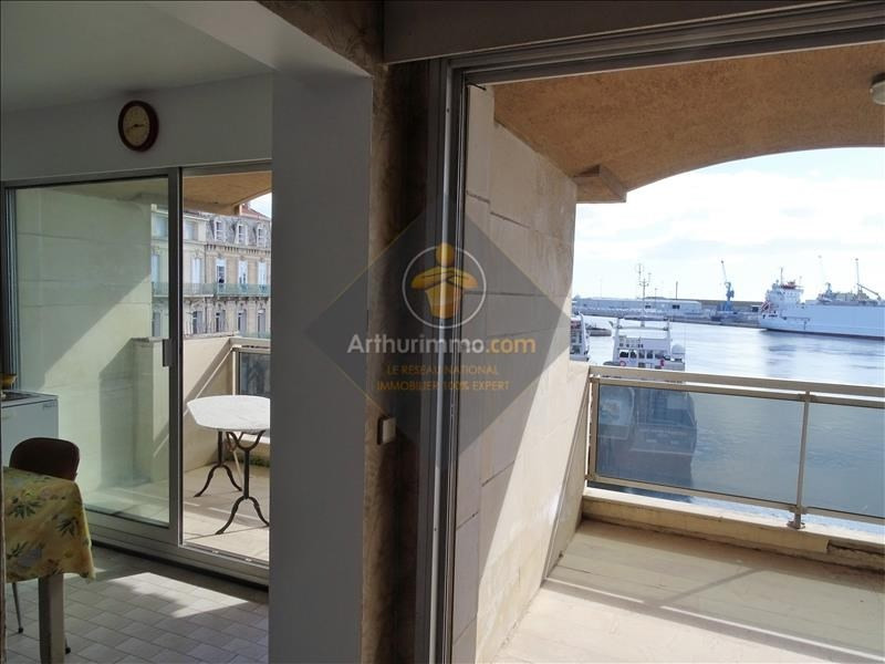 Vente appartement Sete 235000€ - Photo 9