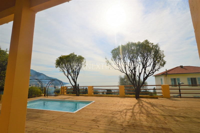 Deluxe sale house / villa Menton 1 480 000€ - Picture 4