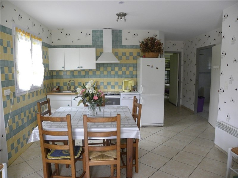 Location appartement Laas 600€ CC - Photo 1