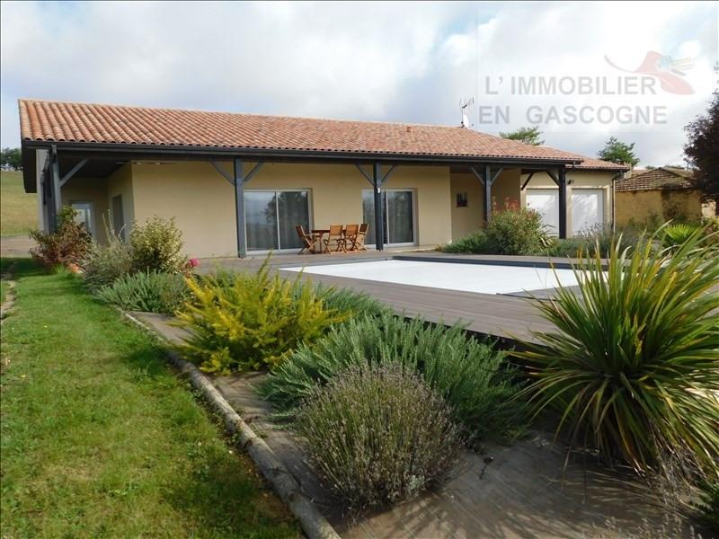 Verkoop  huis Pavie 370000€ - Foto 1