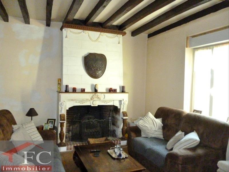 Vente maison / villa Montoire sur le loir 139500€ - Photo 2