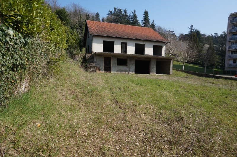 Vente terrain Vienne nord 270 000€ - Photo 1