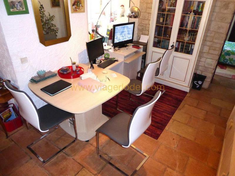 Vendita nell' vitalizio di vita casa Auribeau-sur-siagne 36000€ - Fotografia 5