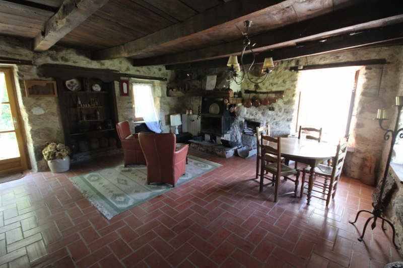 Vente maison / villa Lunac 110 000€ - Photo 2
