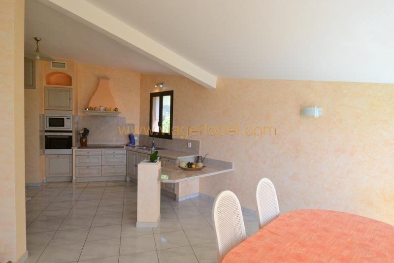 Revenda residencial de prestígio casa Cannes 895000€ - Fotografia 7