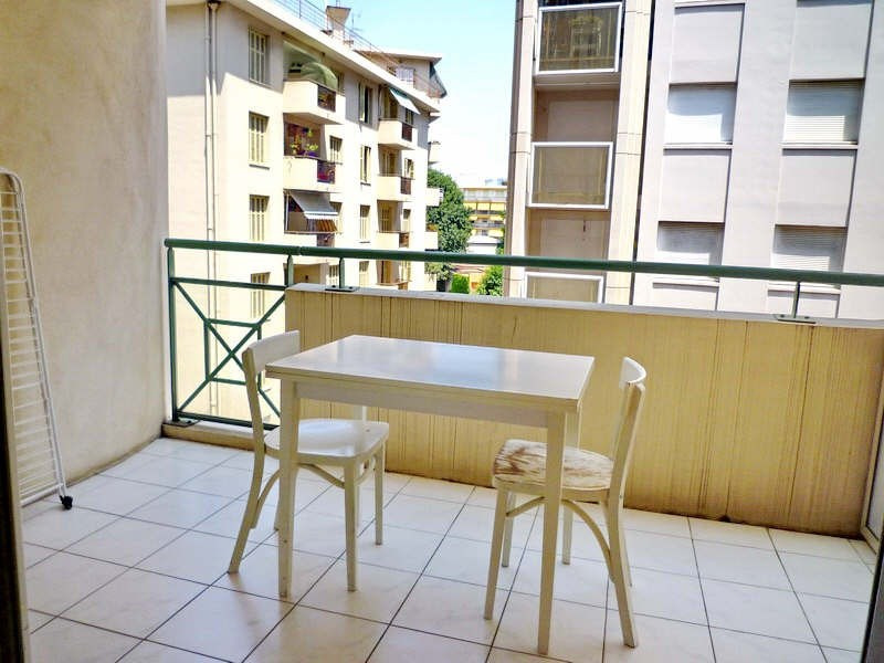 Rental apartment Nice 520€+ch - Picture 2