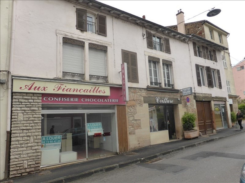 Investment property building Macon 885 000€ - Picture 1