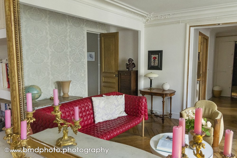Deluxe sale apartment Paris 9ème 890000€ - Picture 5
