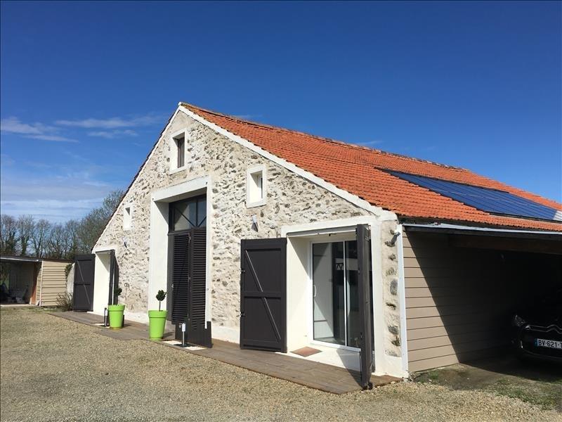 Vente maison / villa St christophe du ligneron 274300€ - Photo 9