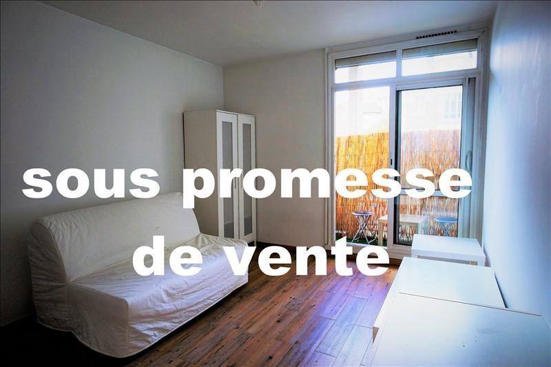 Revenda apartamento Bois colombes 107000€ - Fotografia 1