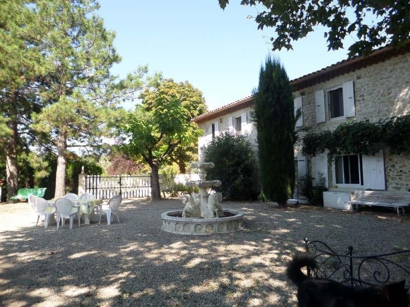 Vente de prestige maison / villa Pierrelatte 630000€ - Photo 3