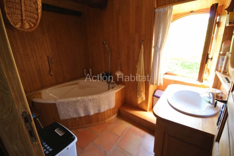 Sale house / villa Montirat 212000€ - Picture 7
