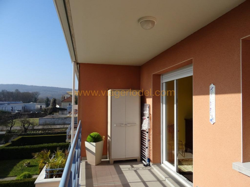Life annuity apartment Pont-à-mousson 49 500€ - Picture 1