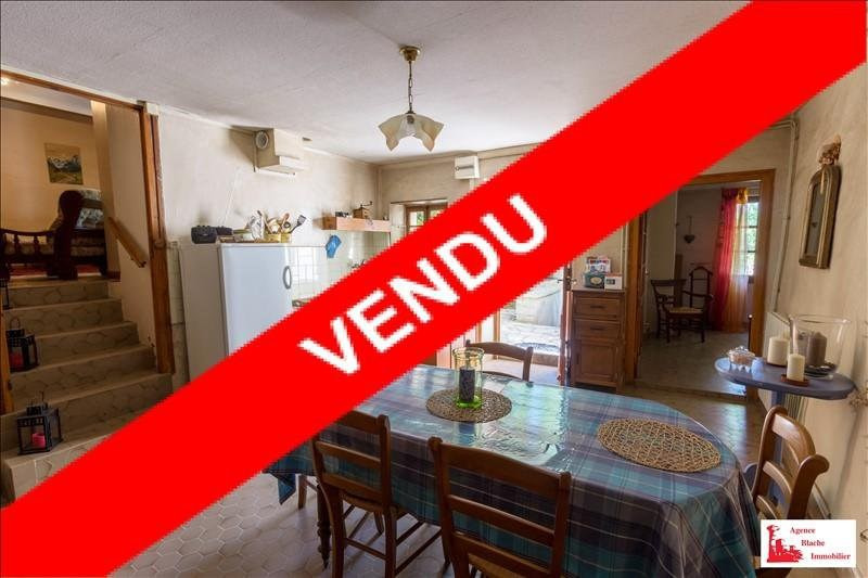 Vente maison / villa Mirmande 202 000€ - Photo 1