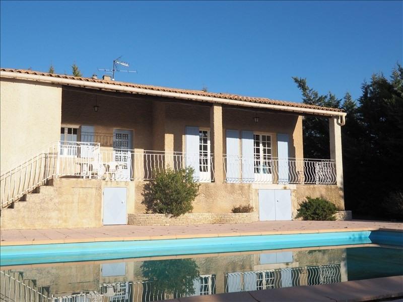 Vente maison / villa Reillanne 275000€ - Photo 1
