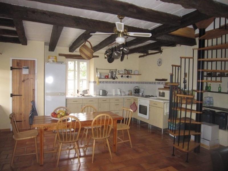 Sale house / villa Doissat 110000€ - Picture 4