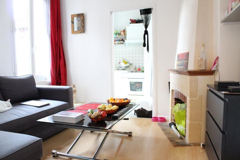 Sale apartment Saint-ouen-l'aumône 110000€ - Picture 2