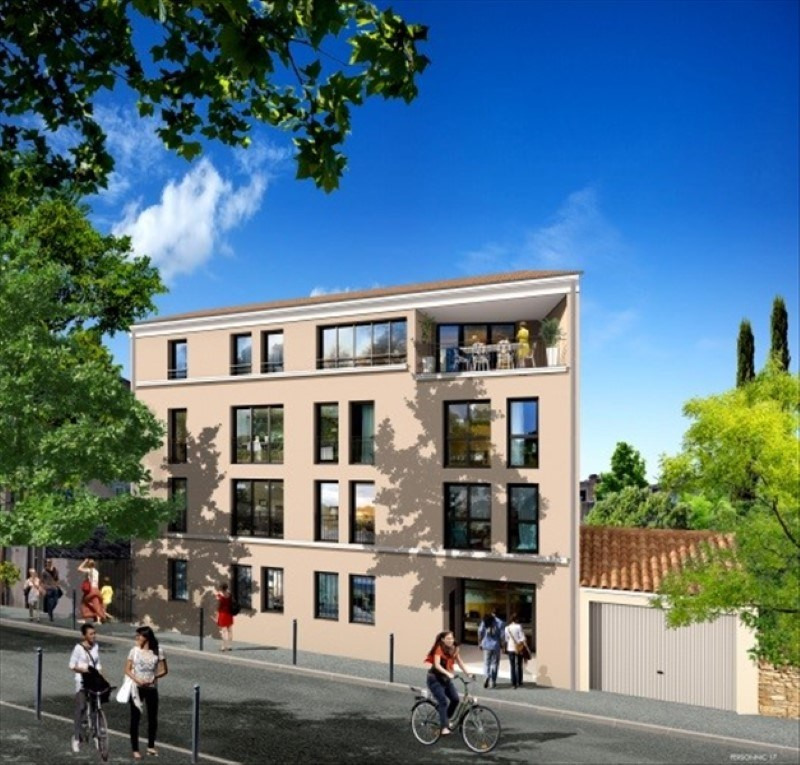 Vente de prestige appartement Aix en provence 324532€ - Photo 1
